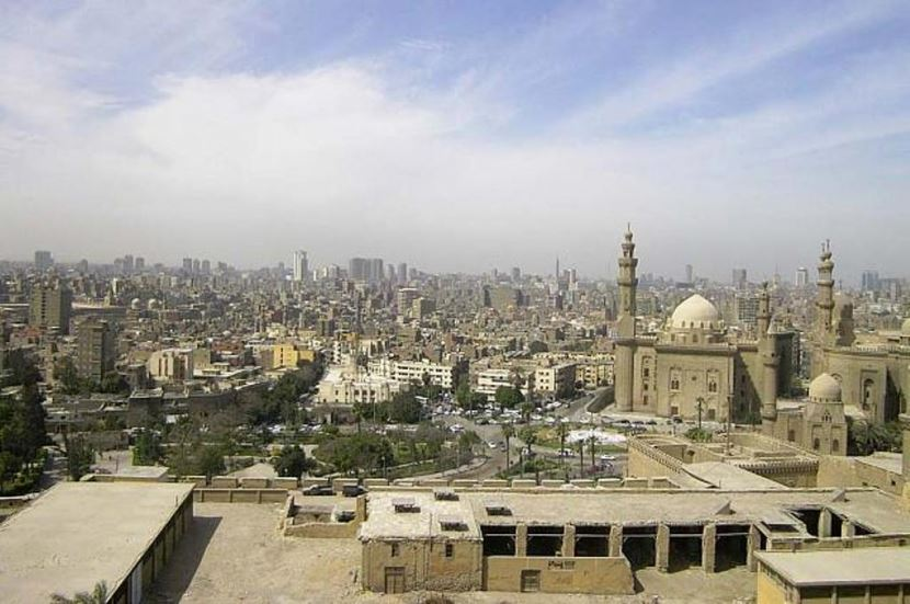 Day Tour from Sokhna Port  to cairo