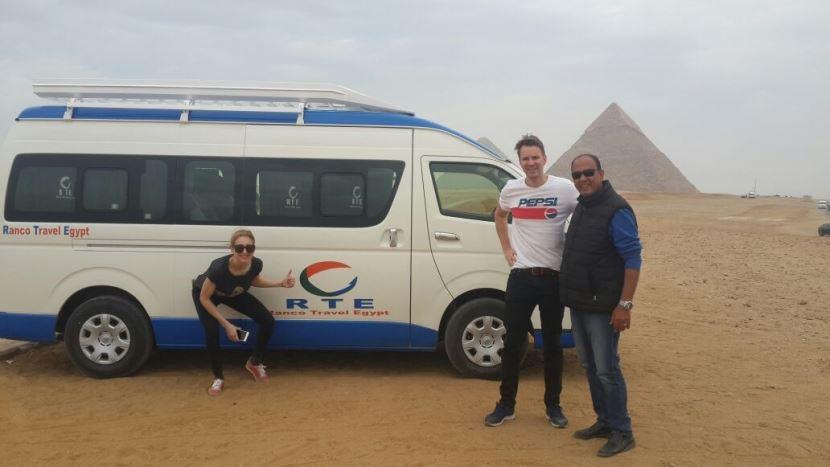 Transfers from Hurghada Airport to Sahl Hashesh & Makdi Bay