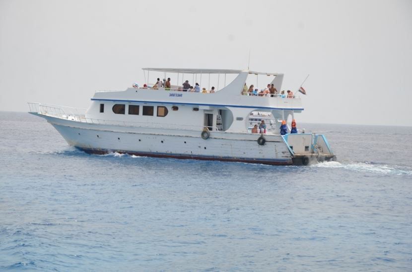 Day trip to Ras Mohamed National Park from Sharm el sheikh by Bus