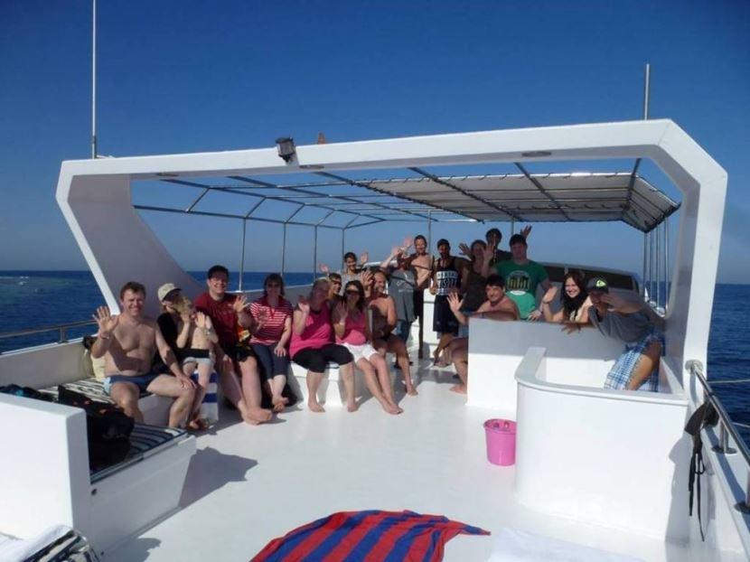 Schnorchelausflug zur Insel Tiran ab Scharm El-Scheich ab Sharm el Sheikh Hafen