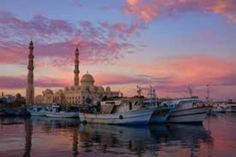 Stadtrundfahrt in Hurghada
