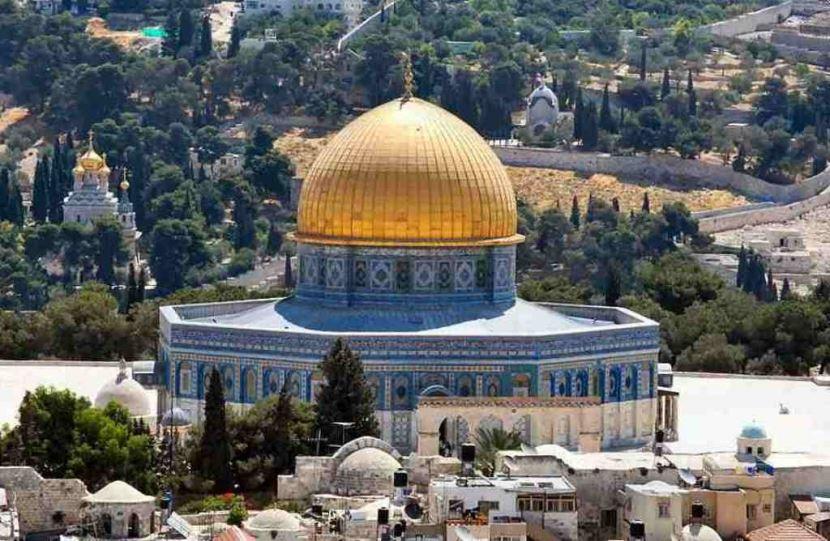 Tagesausflug mit dem Bus nach Jerusalem ab Scharm El-Scheich