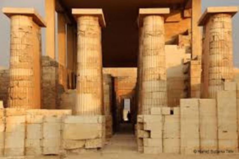 Tagestour ab Port Said  Hafen nach  Kairo& Stufenpyramide&Sakkara