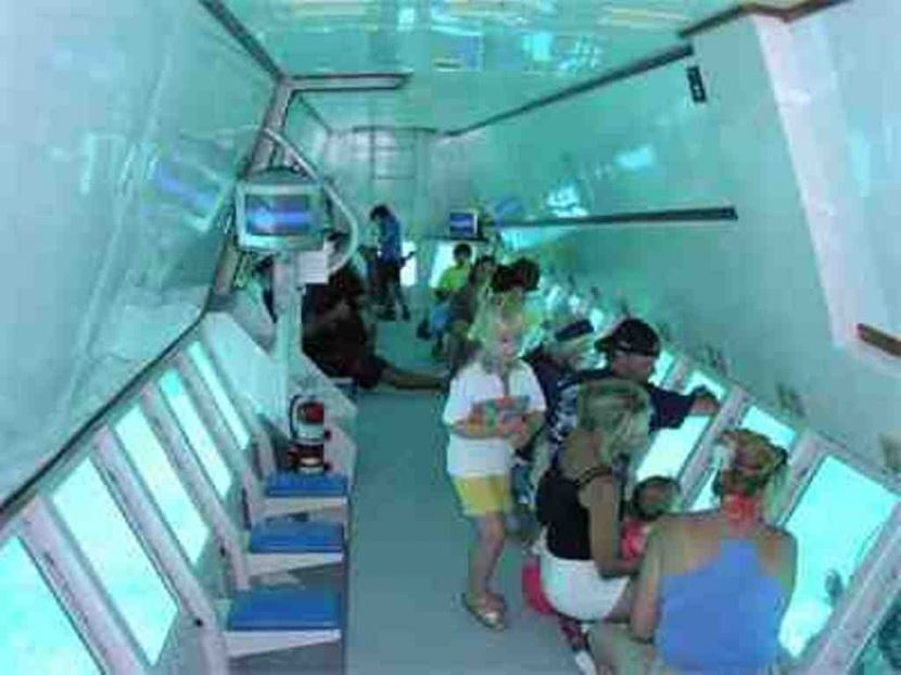 Tagesausflug mit Semi-U-Boot in Hurghada