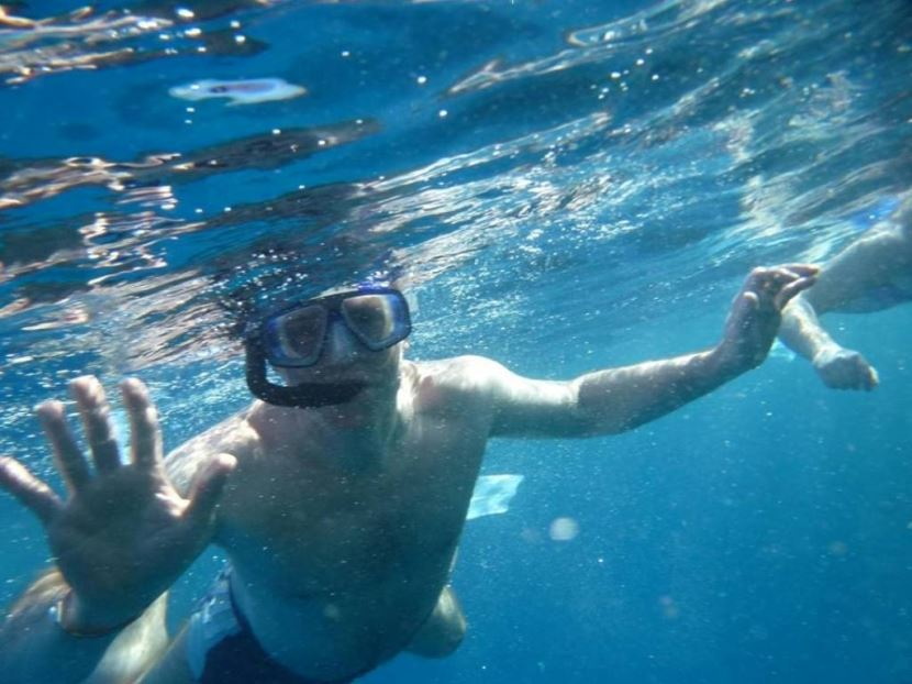 Full-Day Snorkling to Utopia Island with Boat