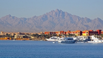 Shore excursions from sharm el sheikh Port