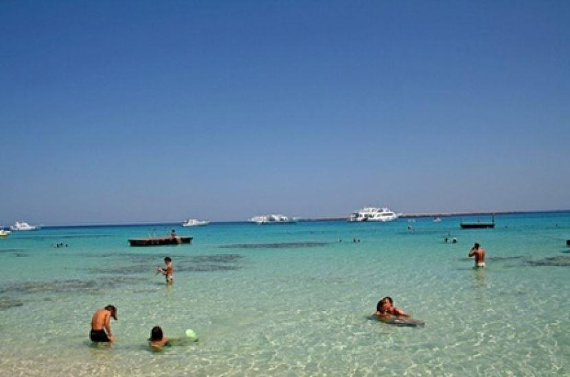 Ausflug zu Orange Bay Hurghada