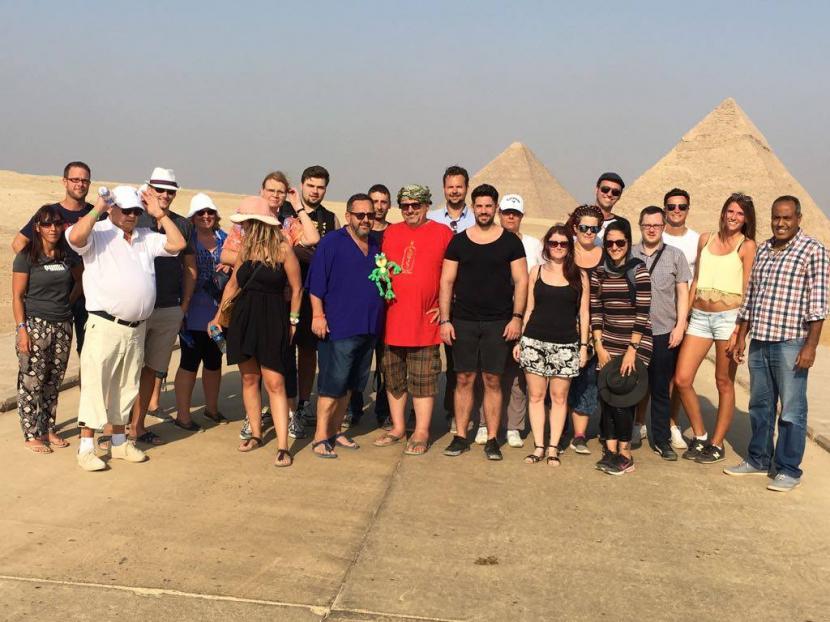 Ausflug Hurghada  Kairo mit Flugzeug