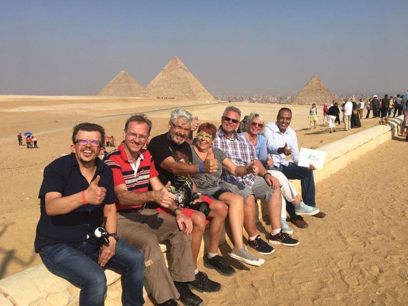 Ausflug Hurghada Kairo 2 Tage mit Flugzeug
