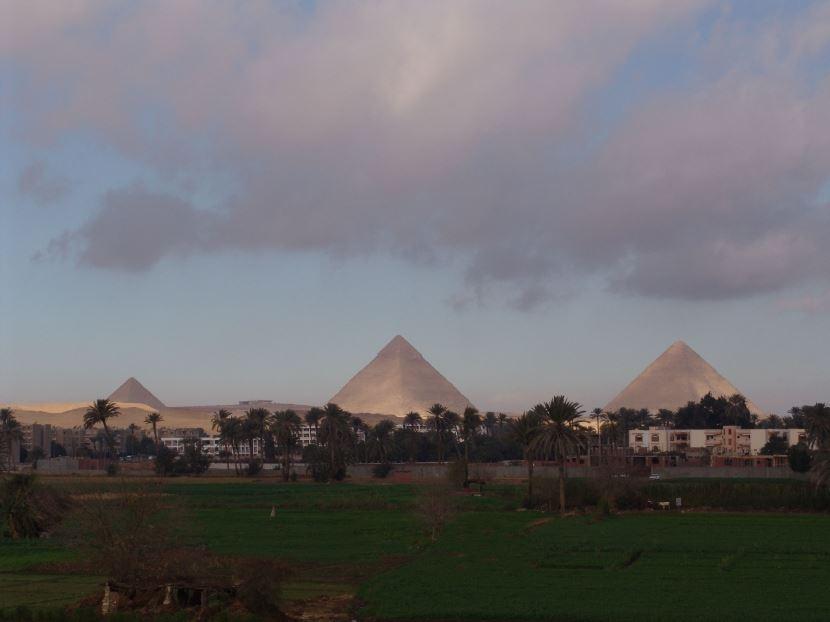 Ausflug Hurghada Kairo Flug | nur Flug hin und zurück|