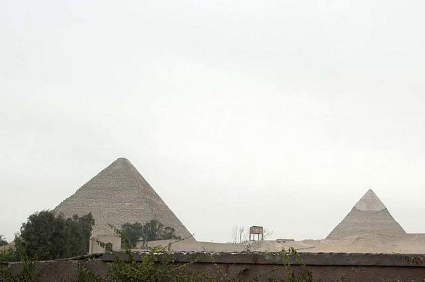 Tagesausflug von  Makadi Bay  nach Kairo mit dem Bus