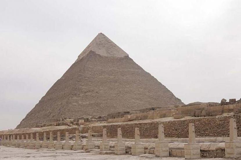 Day tour from Alexandria Port to cairo&Pyramids and Sakkara