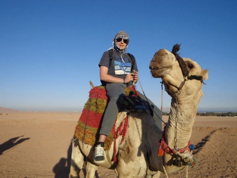 Camel ride, Bedouin Dinner and Stargazing in Sinai