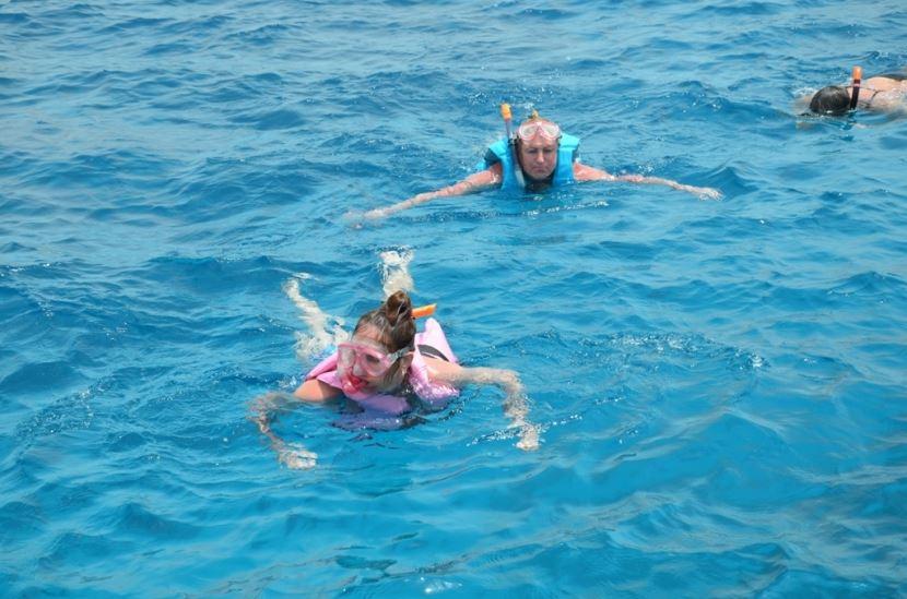 Schnorchelausflug zur Insel Giftun in Hurghada