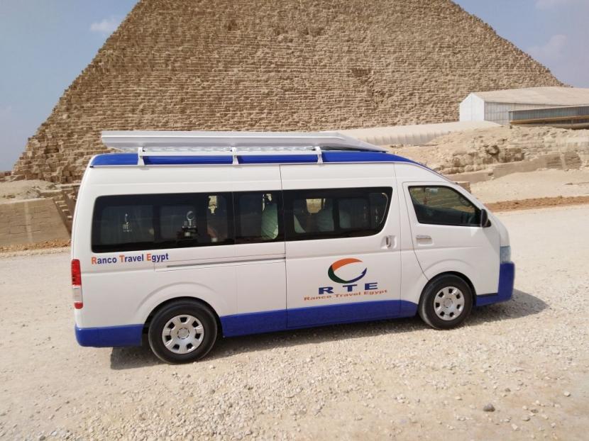 Transfer von Hurghada nach Luxor privat