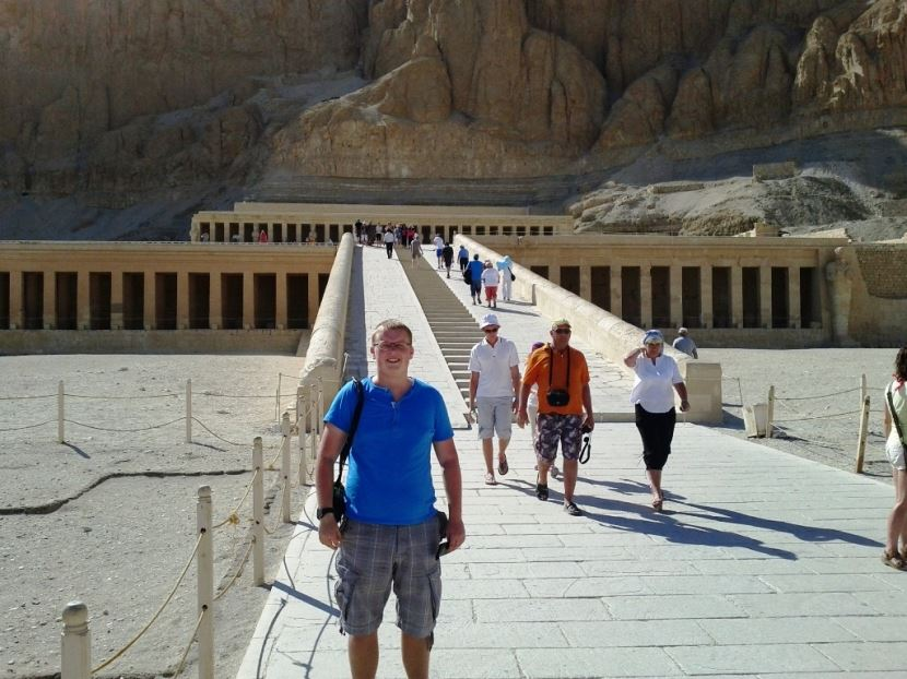 Overnight Trip to Luxor from Hurghada