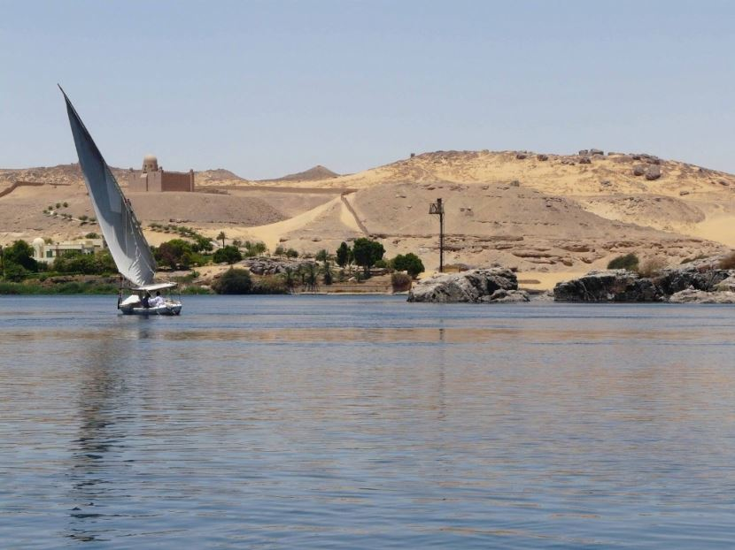 Luxor flight from sharm el sheikh