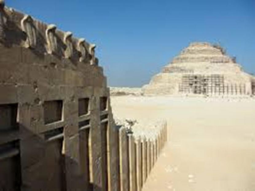 Day tour from  Port Said to cairo&Pyramids and Sakkara
