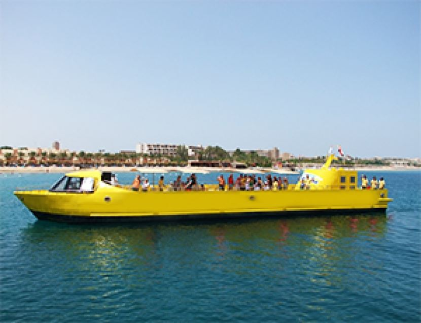 Sea Scope  U -Boot in Hurghada