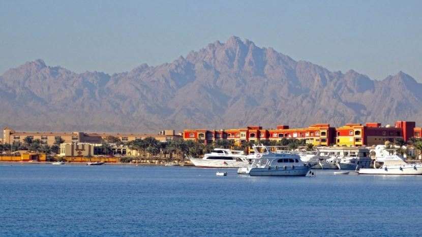 Day trip to Ras Mohamed National Park from Sharm el sheikh Port by Boat